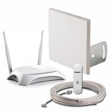 Усилитель Аэро 3G-14 с модемом и Wi-Fi